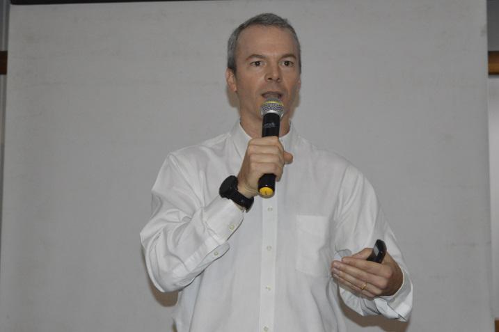 Evento no Hotel Fiesta 08.02.19 – Almoço de Negócios com a participação da Icatu Seguros