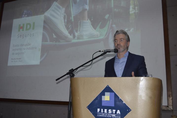 Evento no Hotel Fiesta 26.04.19 – 60 ANOS do Clube com a participação da HDI Seguros