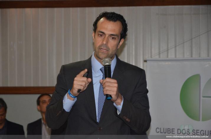 Almoço de Negócios  do Clube dos Seguradores da Bahia  com a participação da Seguros Sura – 06.11.19